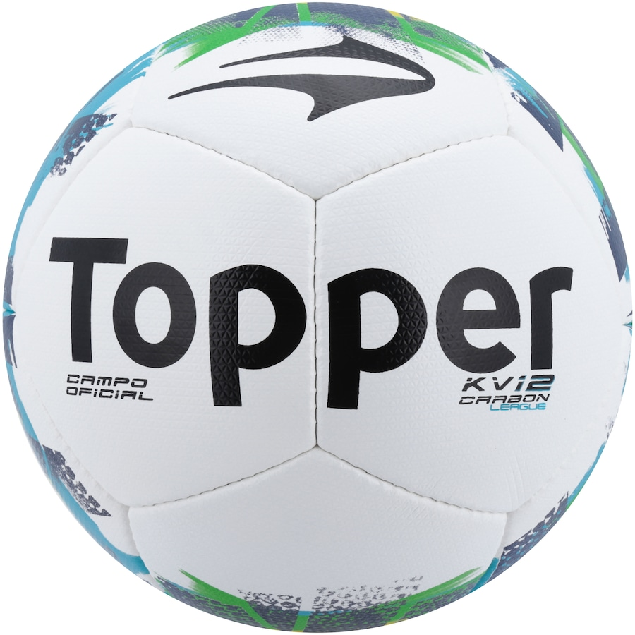 f468a20853 Bola de Futebol de Campo Topper KV Carbon League