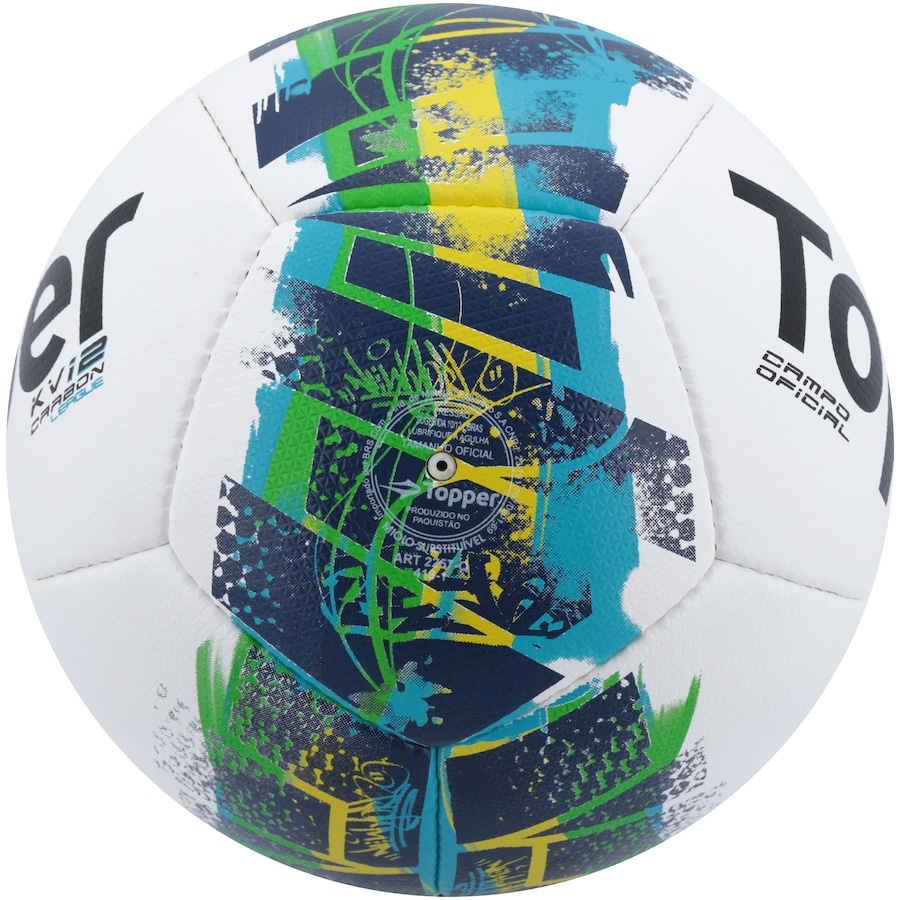 Bola de Futebol de Campo Topper KV Carbon League ad97f159d2d4d