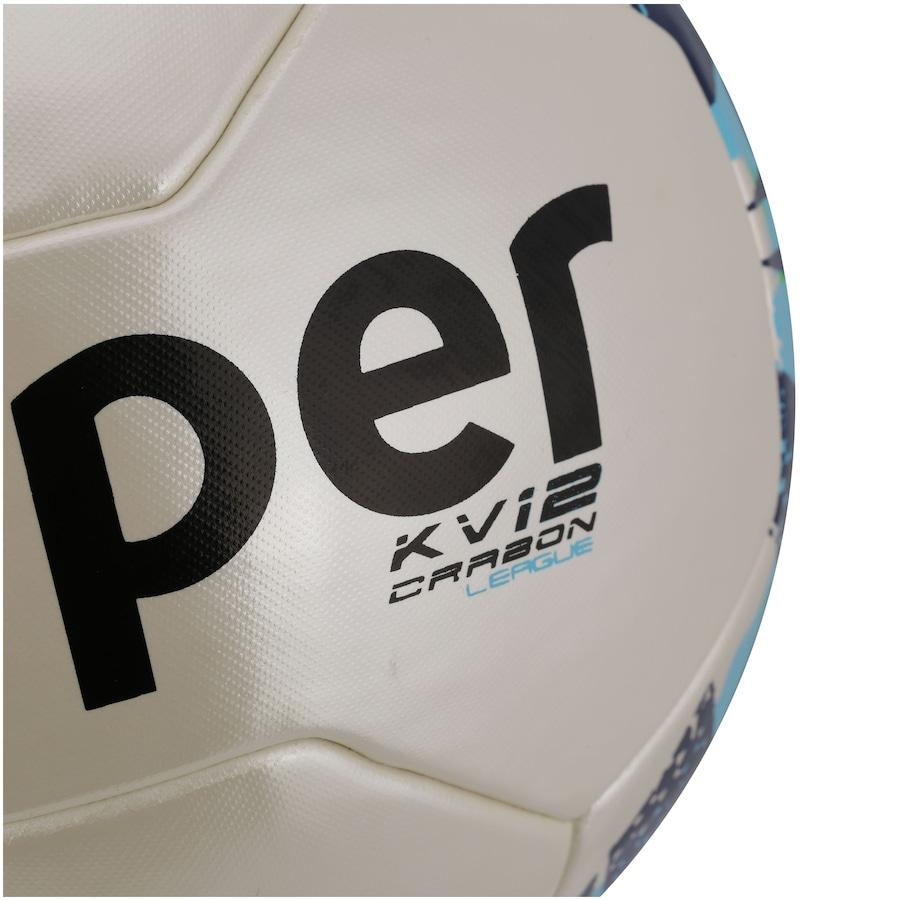 Bola de Futebol de Campo Topper KV Carbon League II 1e9a2376e4134