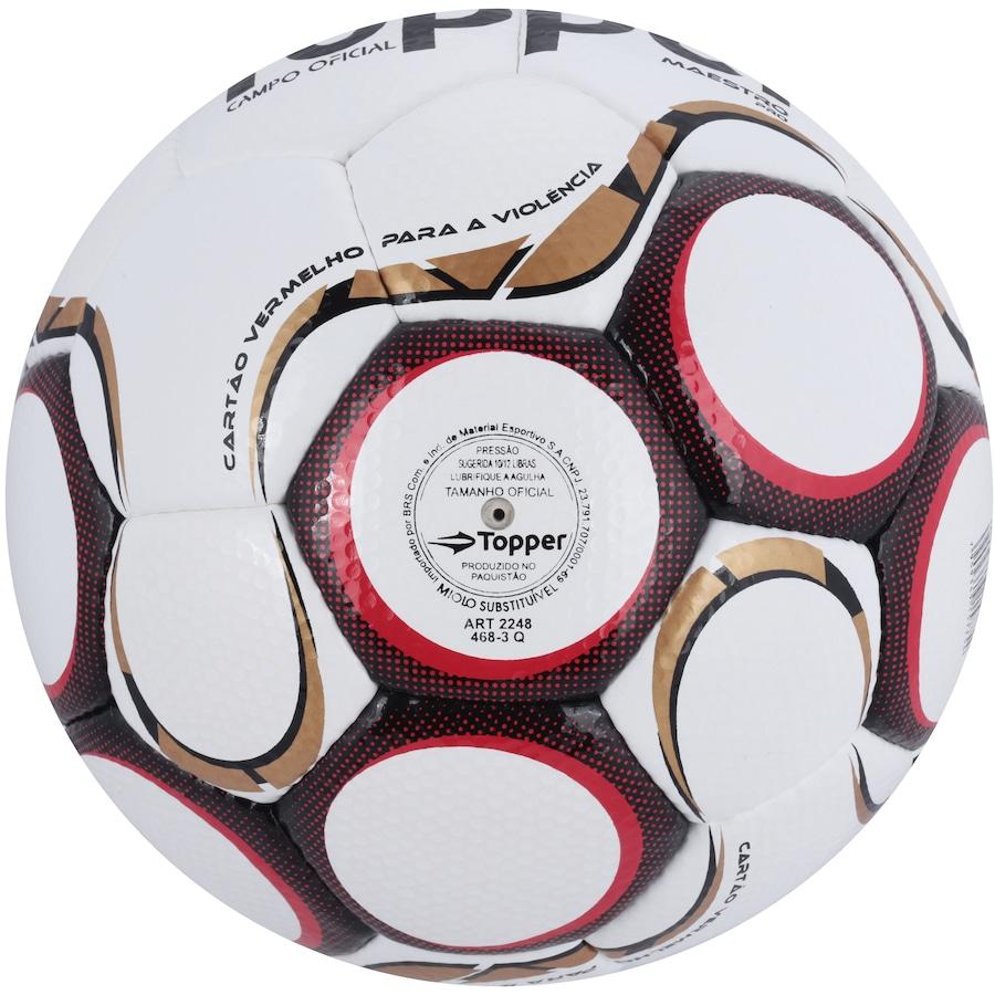 3007154831b4f Bola de Futebol de Campo Topper Maestro Pro