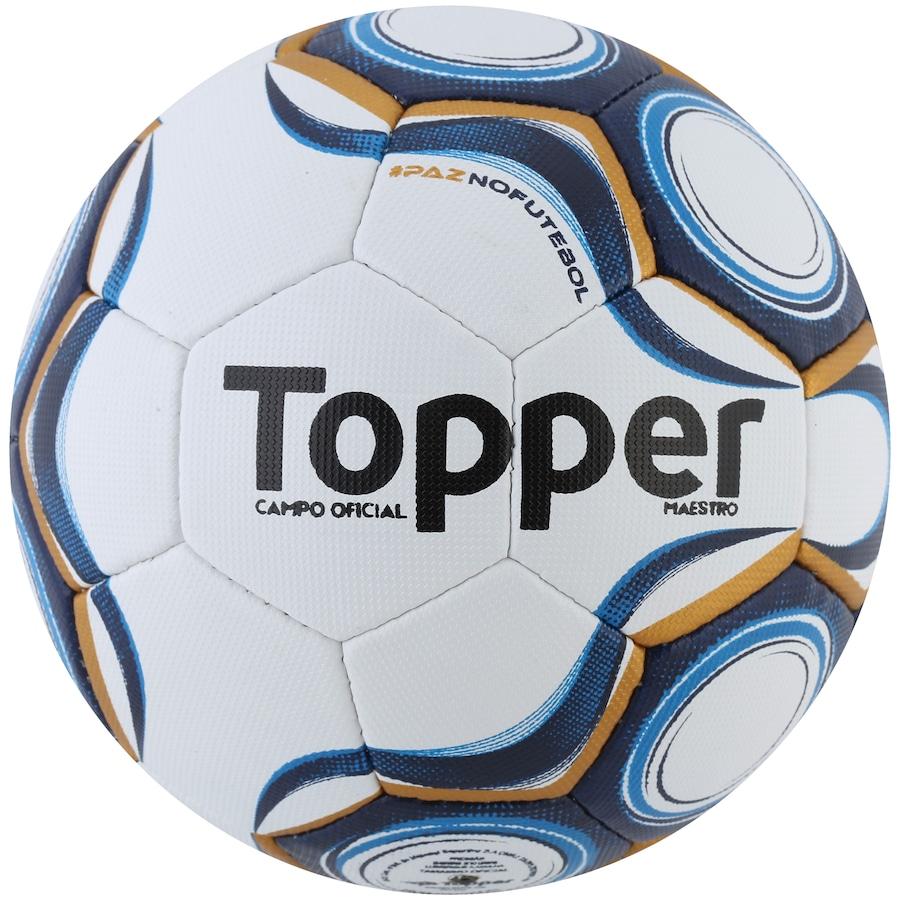 Bola de Futebol de Campo Topper Maestro TD1 3c666b77f39b5