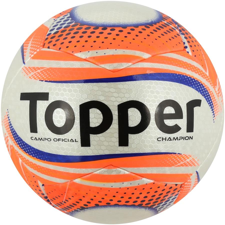 Bola de Futebol de Campo Topper Champion 732b541904fec