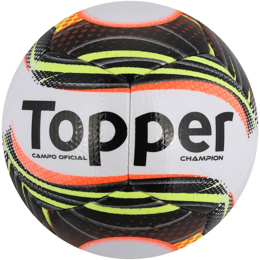 Bola de Futebol de Campo Topper Champion II e521ccd94bbc4