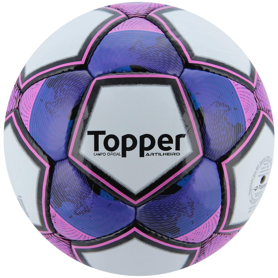 Bola de Futebol de Campo Topper Artilheiro e801aeddd5b4f