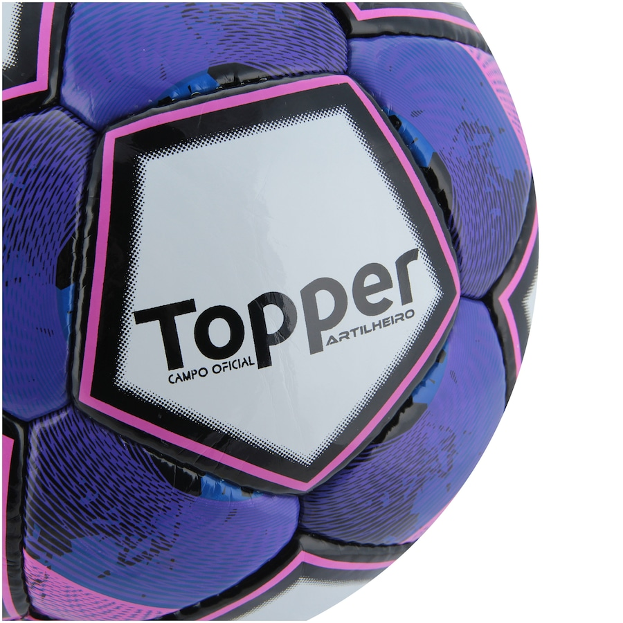 Bola de Futebol de Campo Topper Artilheiro 77c769e5723b8