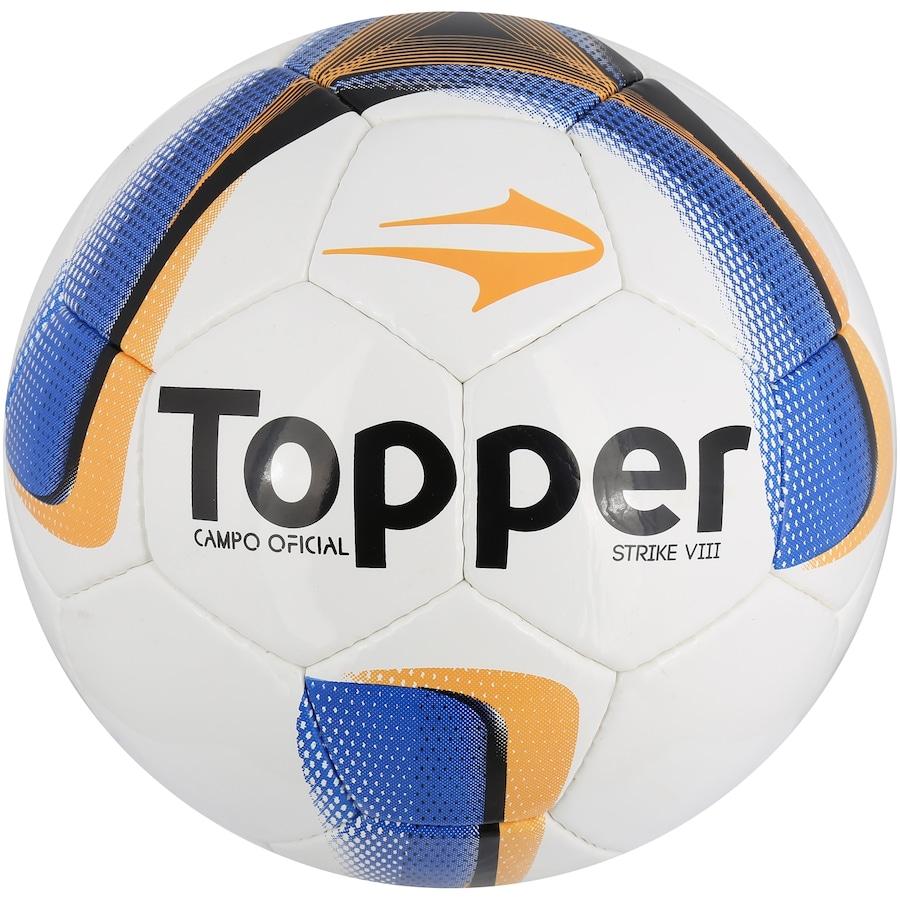 f631eb249a Bola de Futebol de Campo Topper Strike ... f8dfc2e93c4 Bola Nike ...