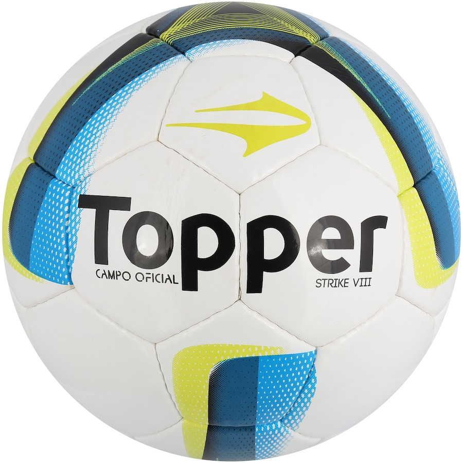 73f5b2b874 ... 6d043005275 Bola de Futebol de Campo Topper Strike VIII  afbbd82dddb  Nike ...