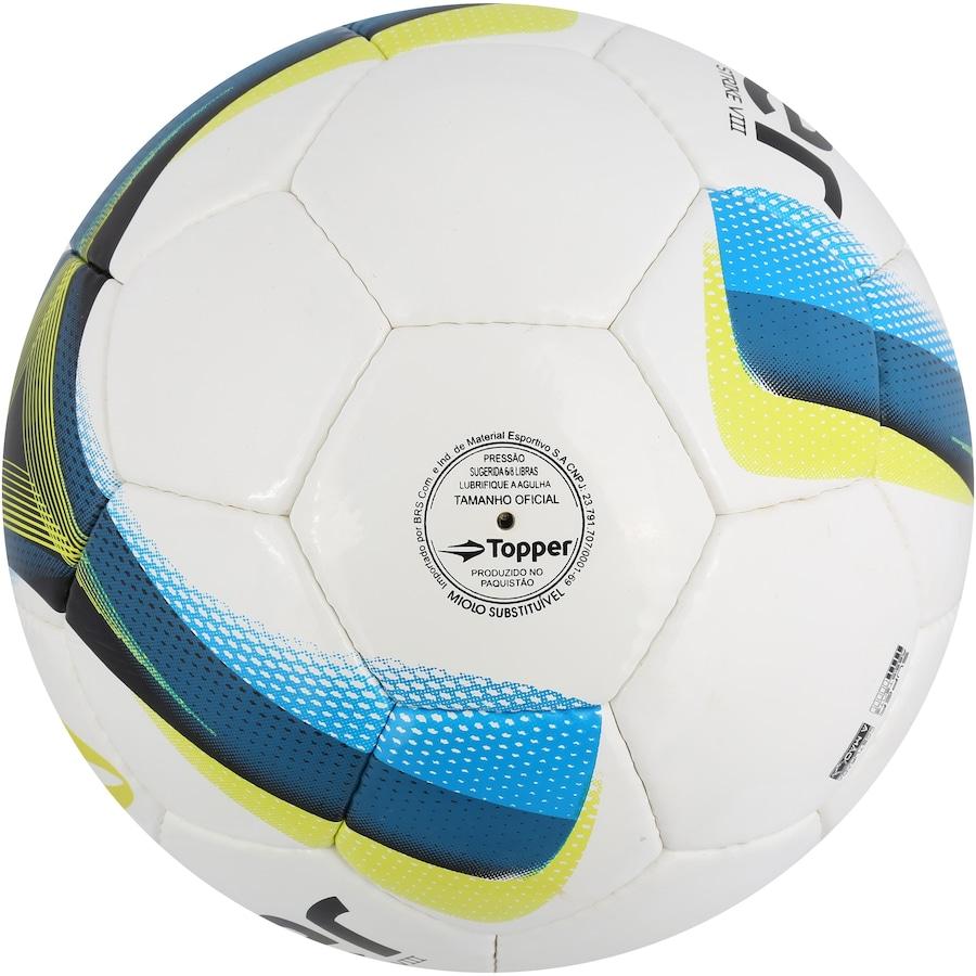 Bola de Futebol de Campo Topper Strike VIII 24b59022e724c