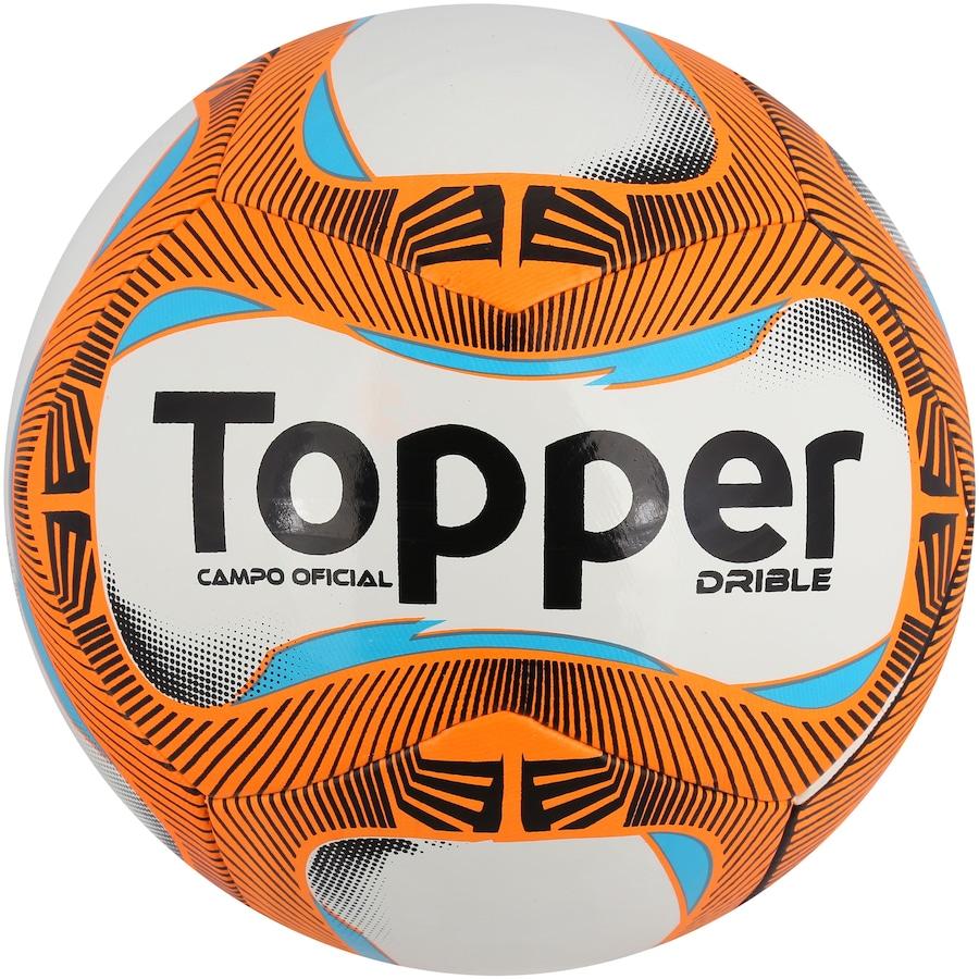 3ffa10c8417f8 Bola de Futebol de Campo Topper Drible