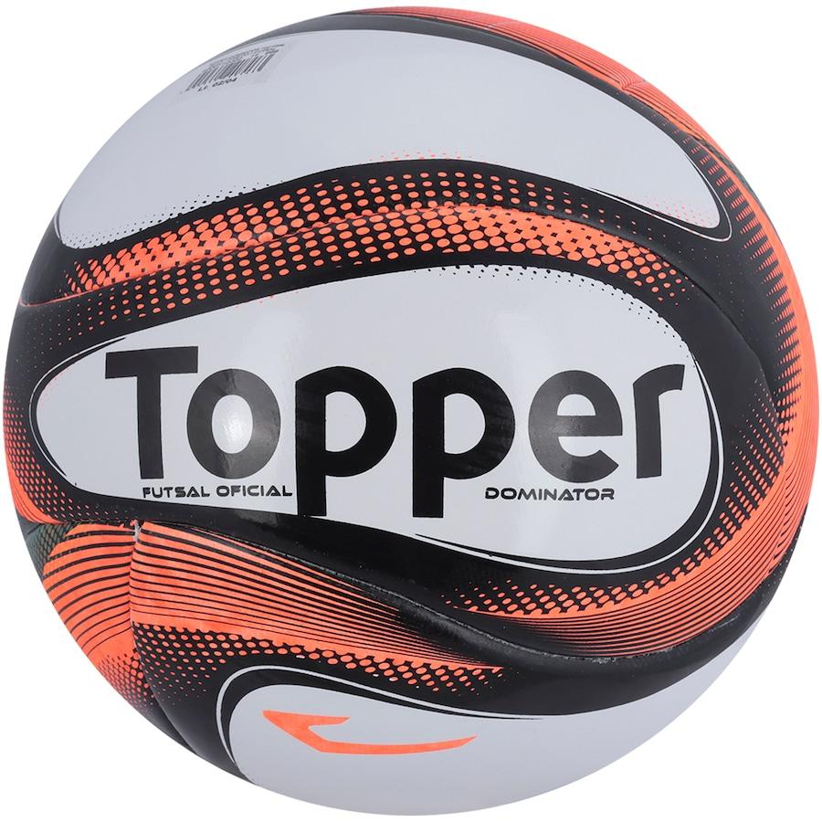 Bola de Futsal Topper Dominator TD2 fa4f6276cfaca