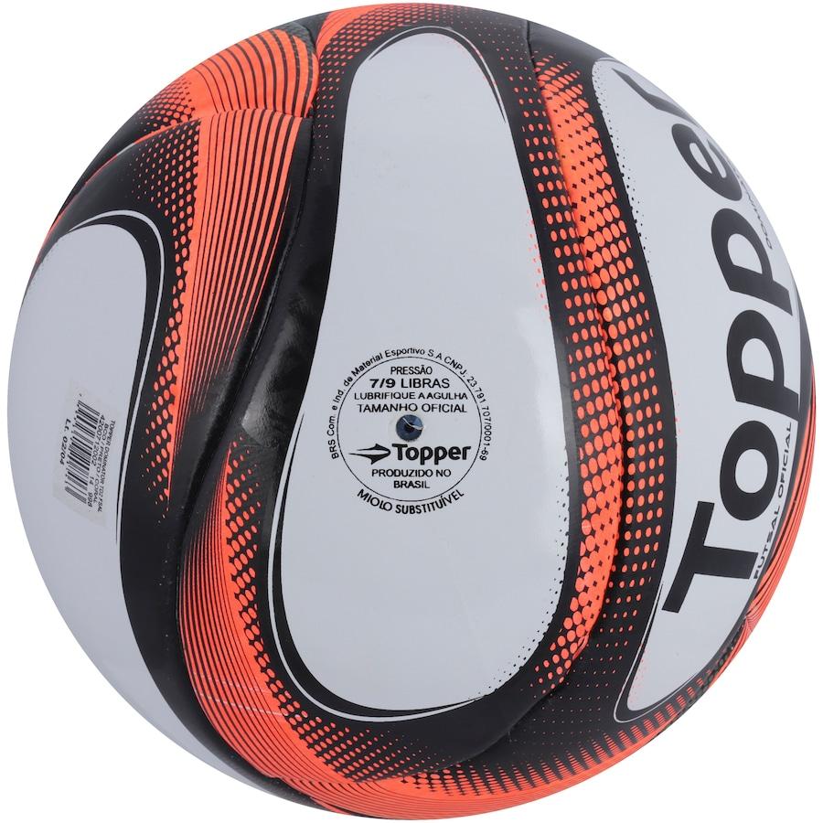 Bola de Futsal Topper Dominator TD2 5142dd5ae38ec