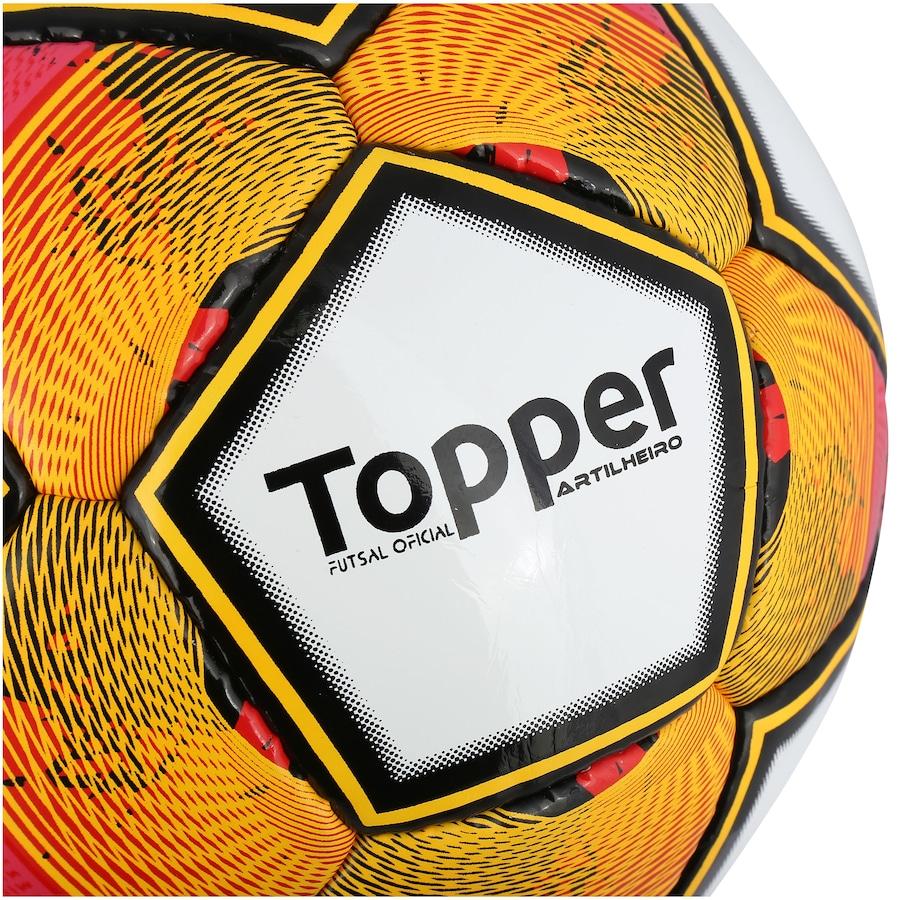 Bola de Futsal Topper Artilheiro 5319bdfdbeb7b