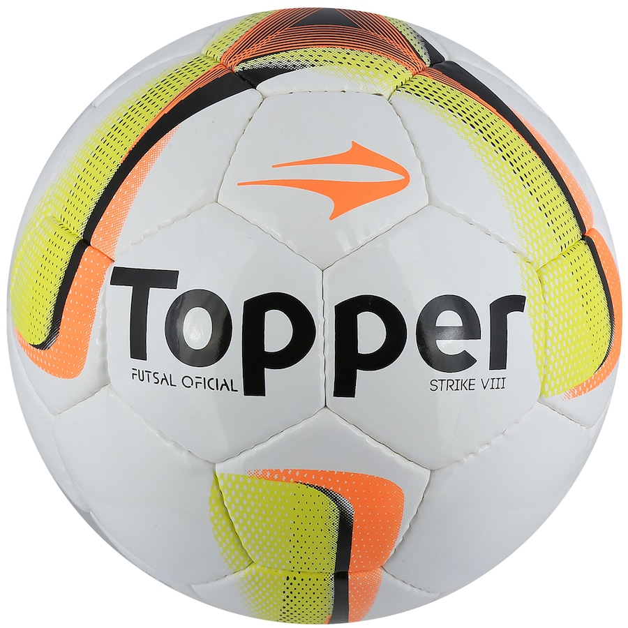 be3734a677 Bola de Futsal Topper Strike VIII