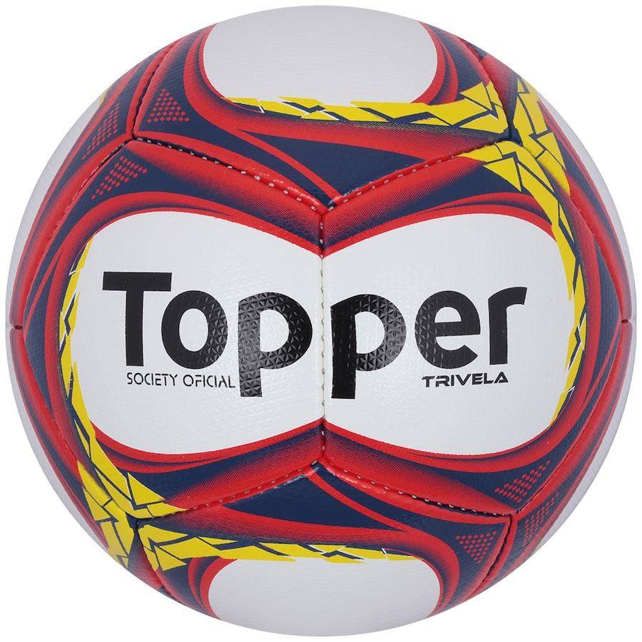 1d60fe755033c Bola Society Topper Trivela V12