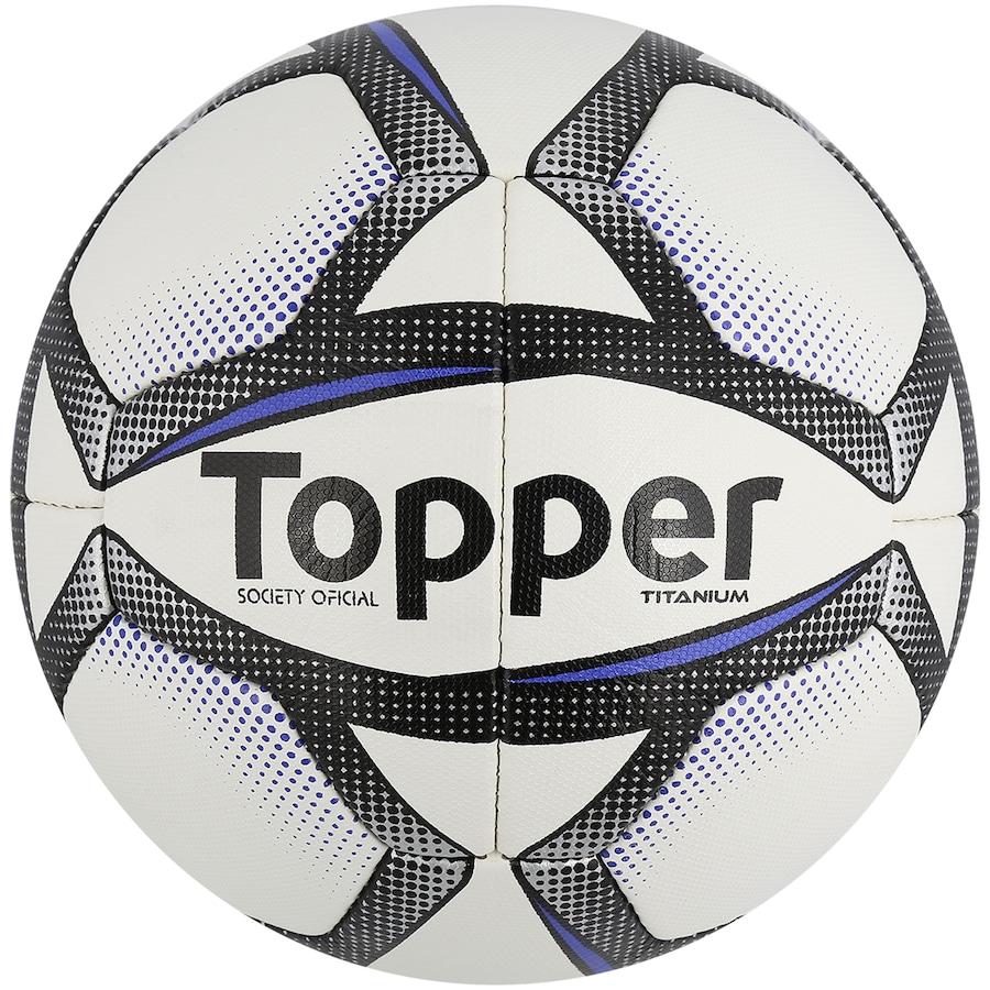 Bola Society Topper Titanium adc05799af1ba