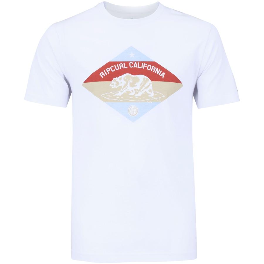 9170d79c5a Camiseta Rip Curl Shread Bear - Masculina
