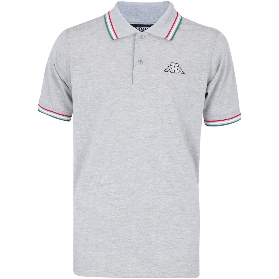 Camisa Polo Kappa Fuerza - Masculina 79f0cac046261