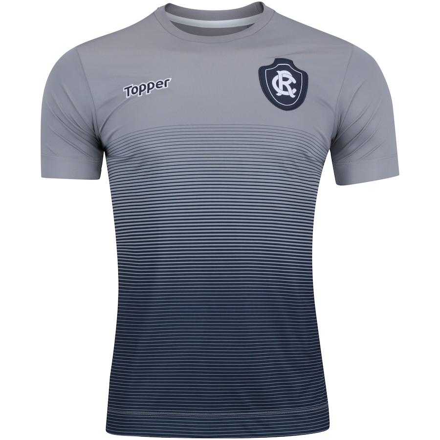 d62b54a5ad Camisa do Remo Comissão Técnica 2017 Topper - Masculina