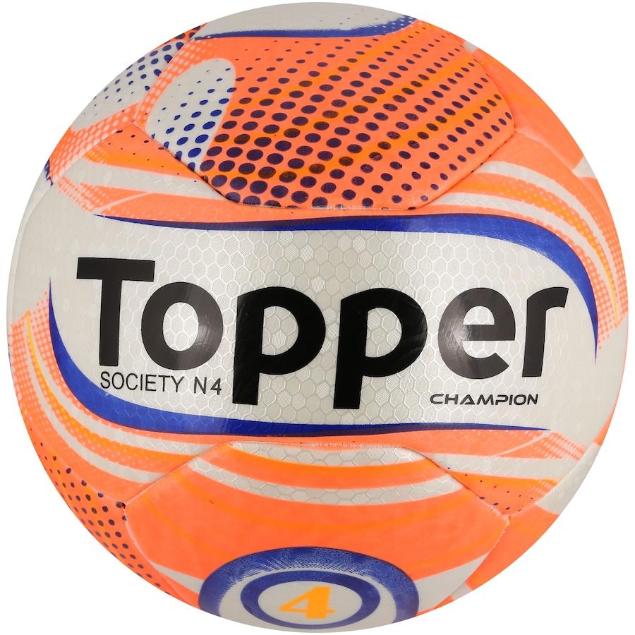 Bola Society Topper Champion N4 f7277d337a99c
