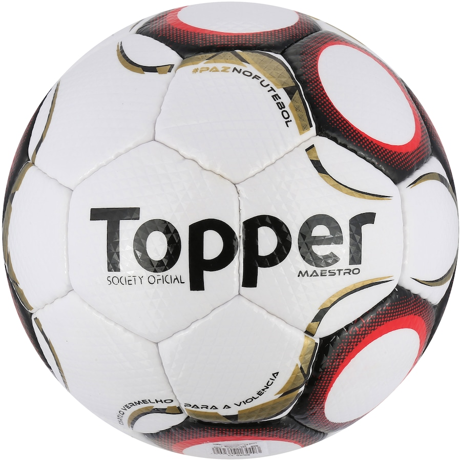 be62d2ab5a360 Bola Society Topper Maestro TD2
