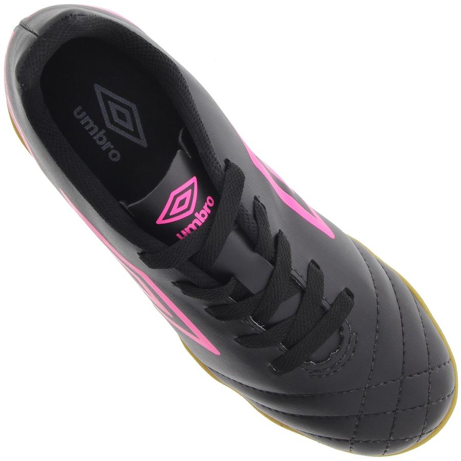 Chuteira Futsal Umbro Striker III IN - Feminina 3f03afae58973