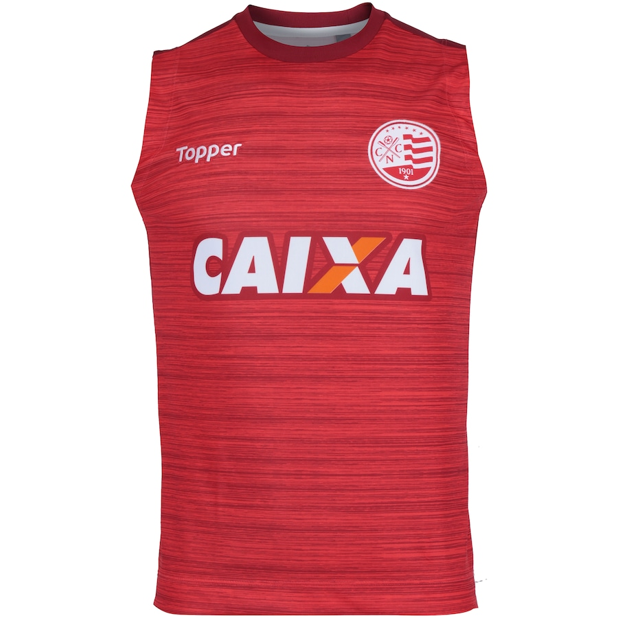 Camiseta Regata de Treino do Náutico 2017 Topper - Masculina 46c091d90660b