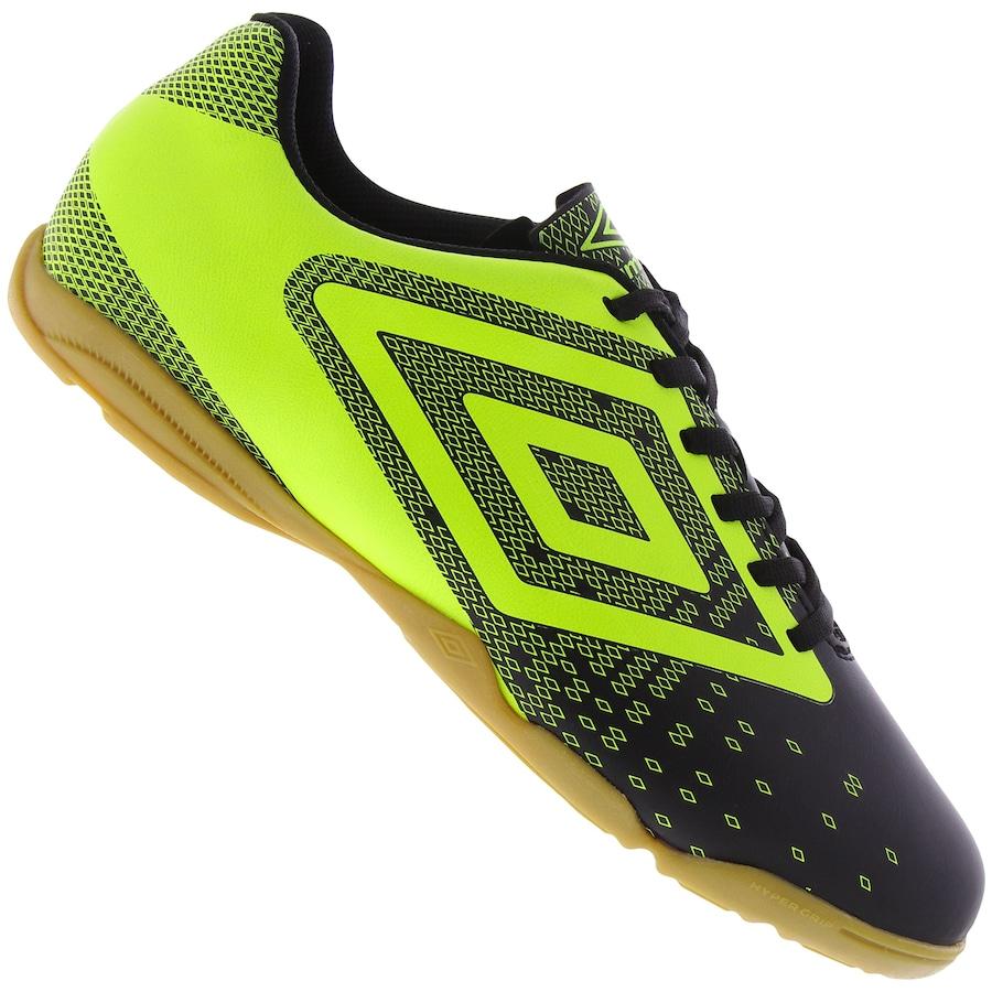 Chuteira Futsal Umbro Flux IN - Adulto 0f4c333a3e69d