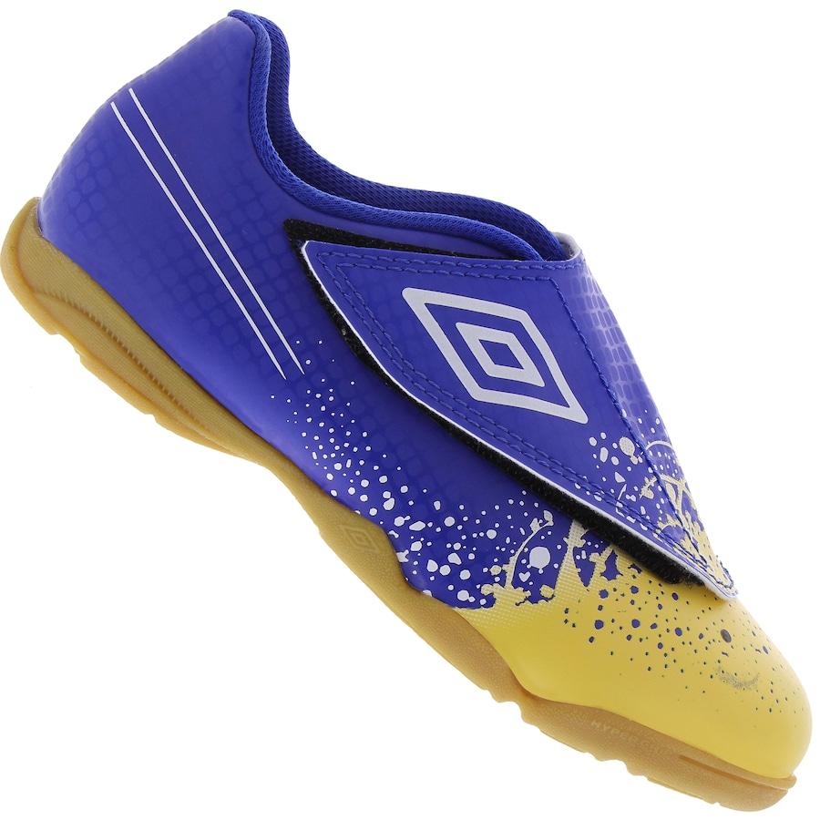 Chuteira Futsal Umbro Wave - Infantil ea9258d574e41
