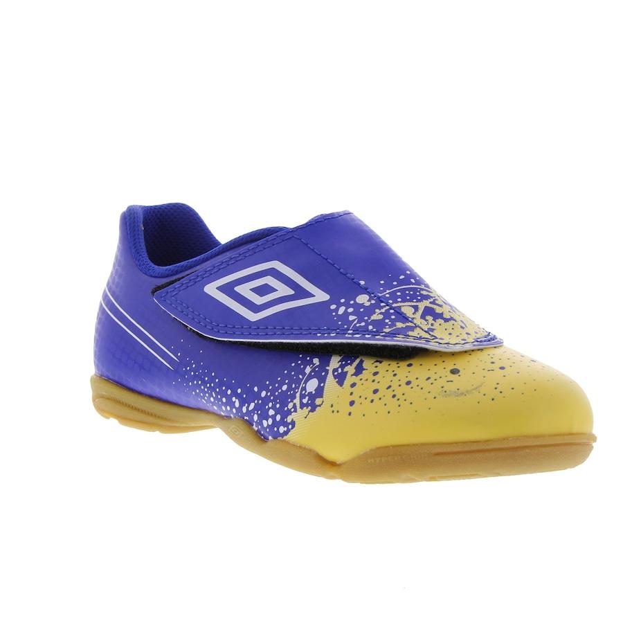 Chuteira Futsal Umbro Wave - Infantil 9f368bb0a8dce