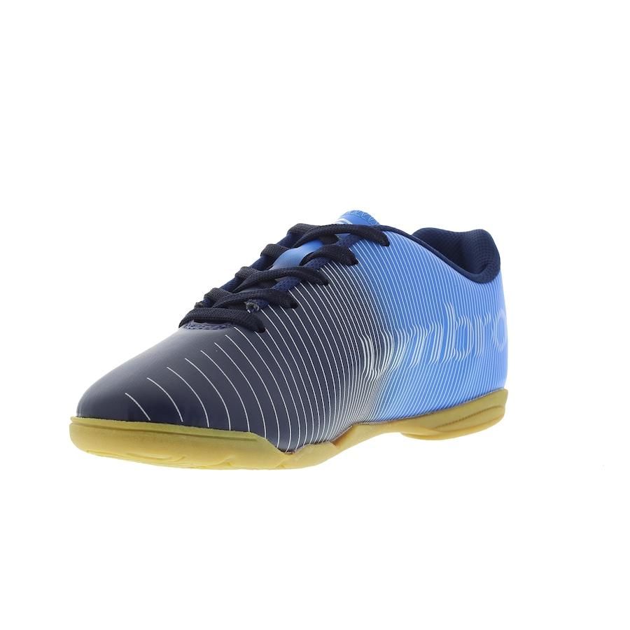 Chuteira Futsal Umbro Vibe IN - Infantil 4f1fb24fe075a