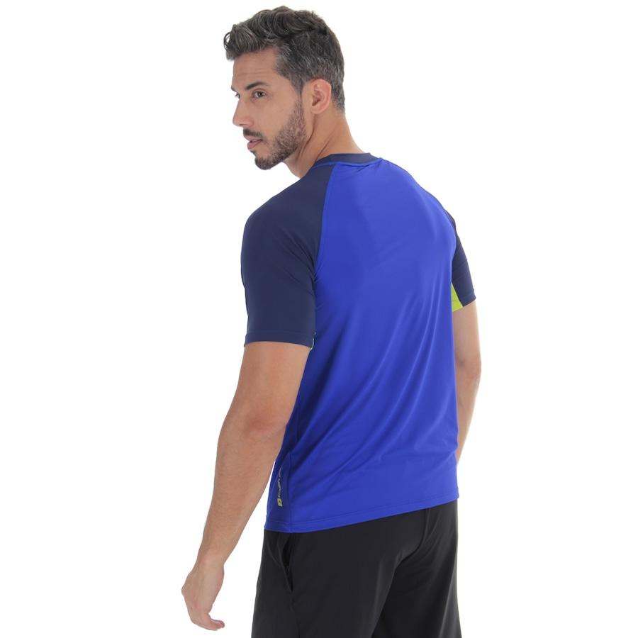 8c4962cc4d Camiseta com Proteção Solar UV Oxer Samoa Apia - Masculina
