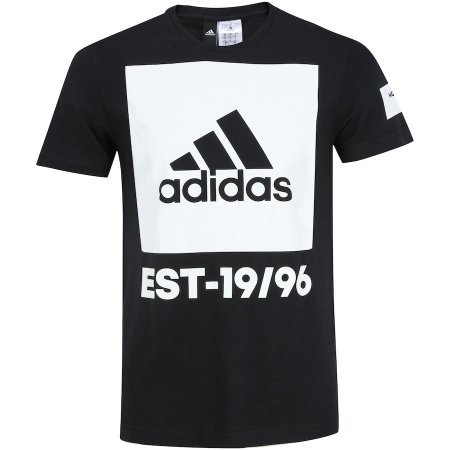 d0e27c3427 Camiseta adidas 360 Graus - Masculina
