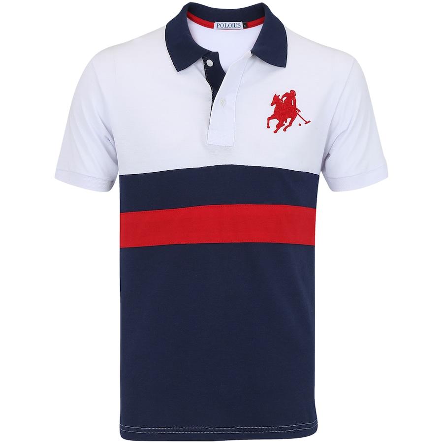 Camisa Polo Polo US 121 - Masculina 4b9e6ec35144c