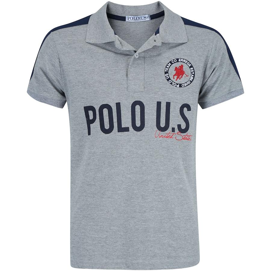 ccaeb59030 Camisa Polo Polo US 189 - Masculina