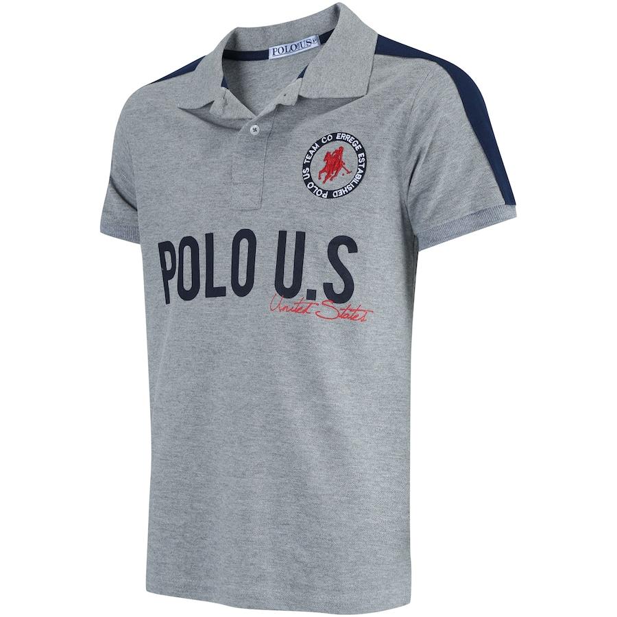 5807ee7c62 Camisa Polo Polo US 189 - Masculina