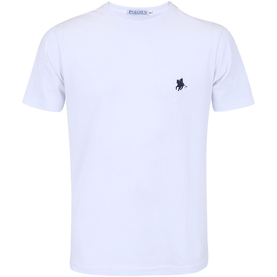 Camiseta Polo US Gola Careca 606TSGCB - Masculina dc9c8bc897866