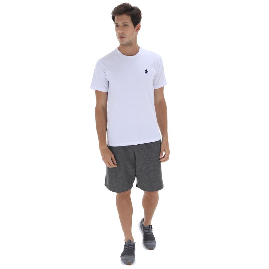 Camiseta Polo US Gola Careca 606TSGCB - Masculina 14475eb66a7ad