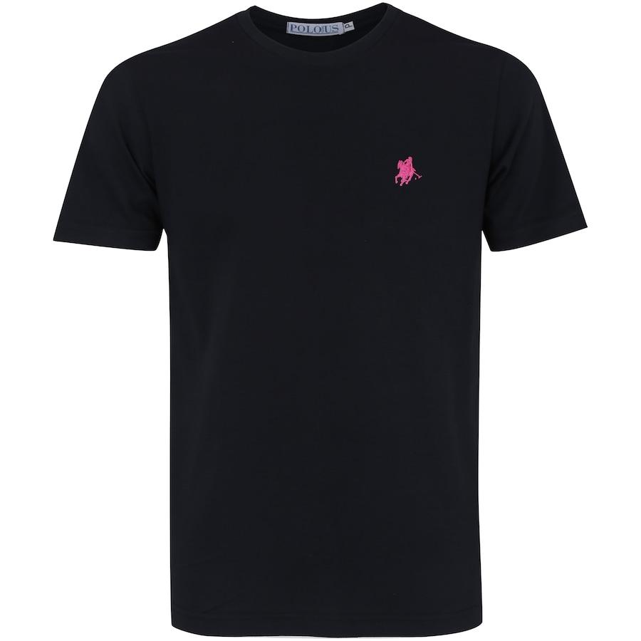 Camiseta Polo US Gola Careca 606TSGCB - Masculina 90c6a0c88b6e7