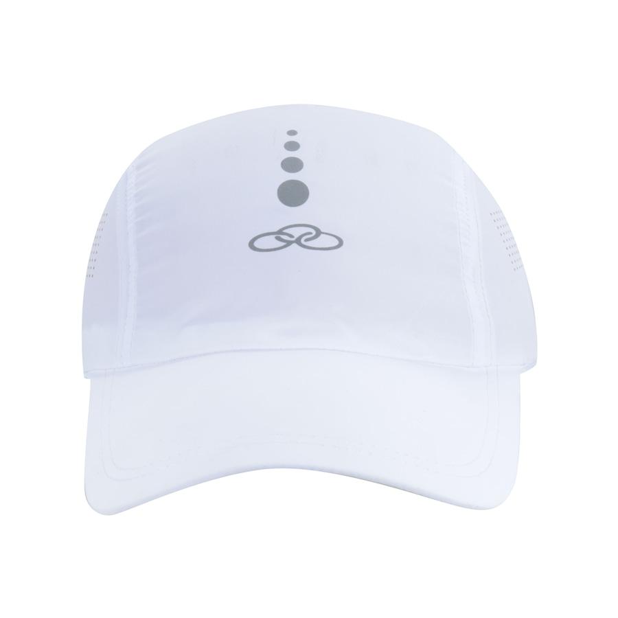 02ce0e94968d5 Boné Olympikus Running Logo - Strapback - 5 Panel - Adulto