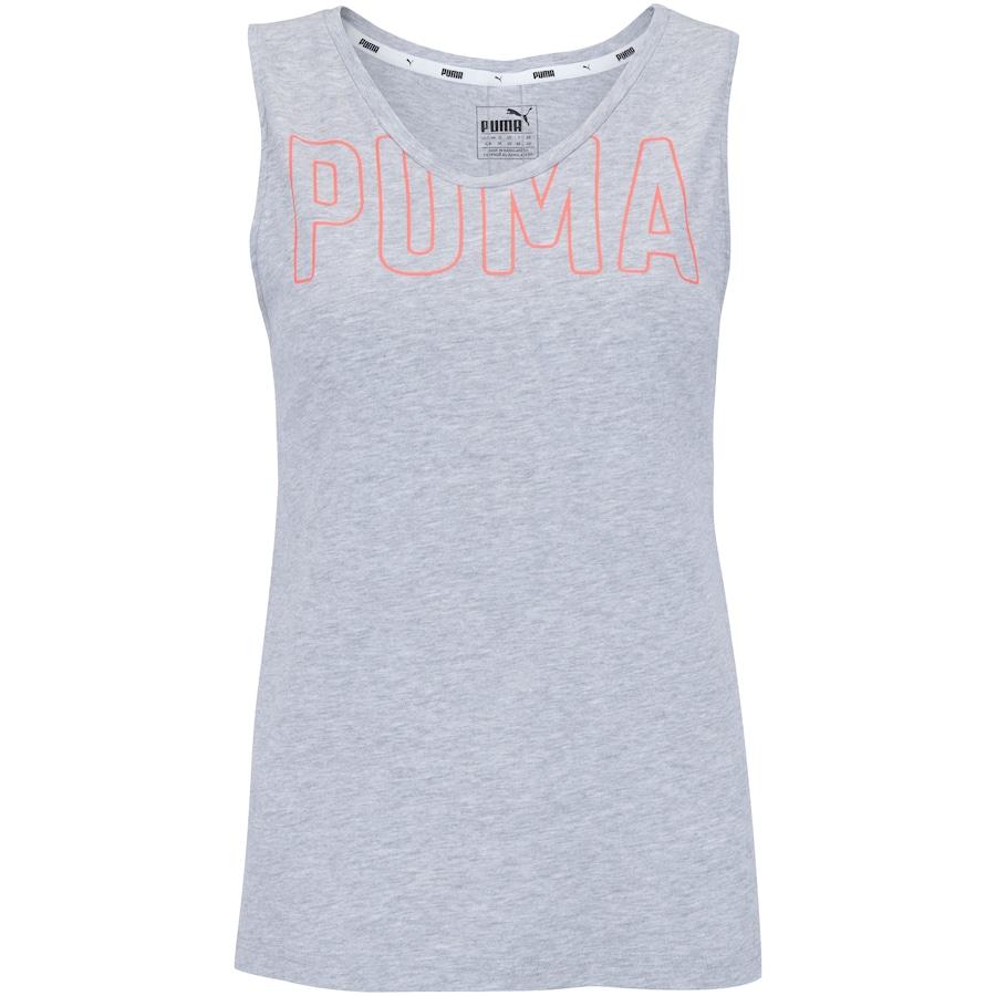 Camiseta Regata Puma Athletic - Feminina 6078dce4781
