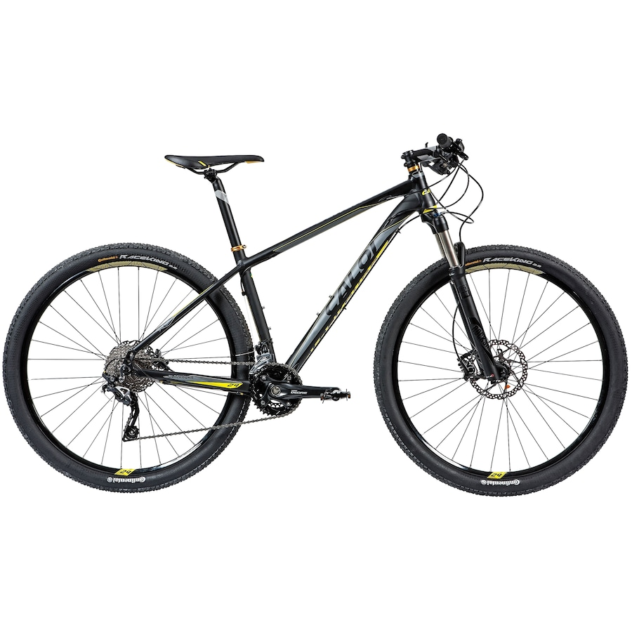 3d666e17e Mountain Bike Caloi Blackburn - Aro 29 - Freio Hidráulico - Câmbio Shimano  - 20 Marchas
