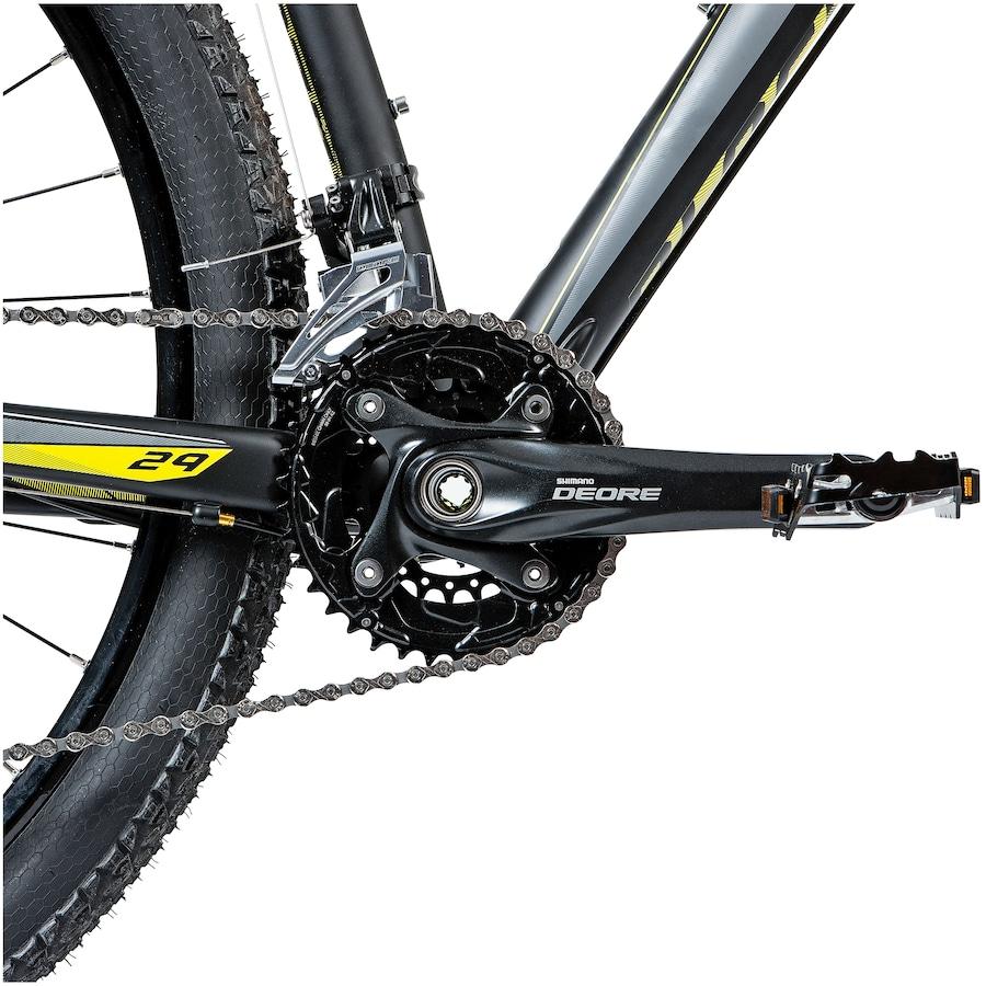 2a3f1c378 Mountain Bike Caloi Blackburn - Aro 29 - Freio Hidráulico - Câmbio Shimano  - 20 Marchas