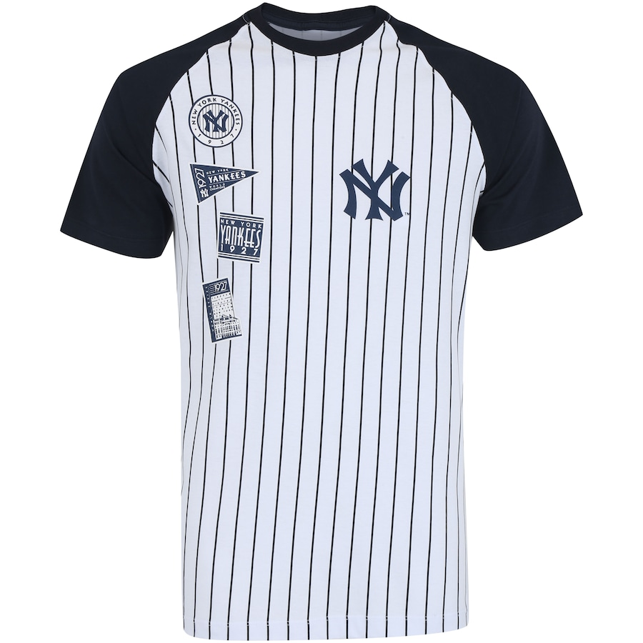 Camiseta New Era New York Yankees Team - Masculina bc5a924a3c611