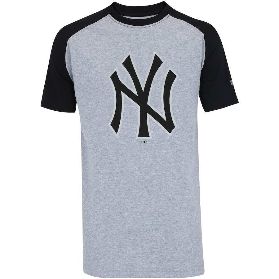 963954c0b8740 Camiseta New Era New York Yankees Logo - Masculina