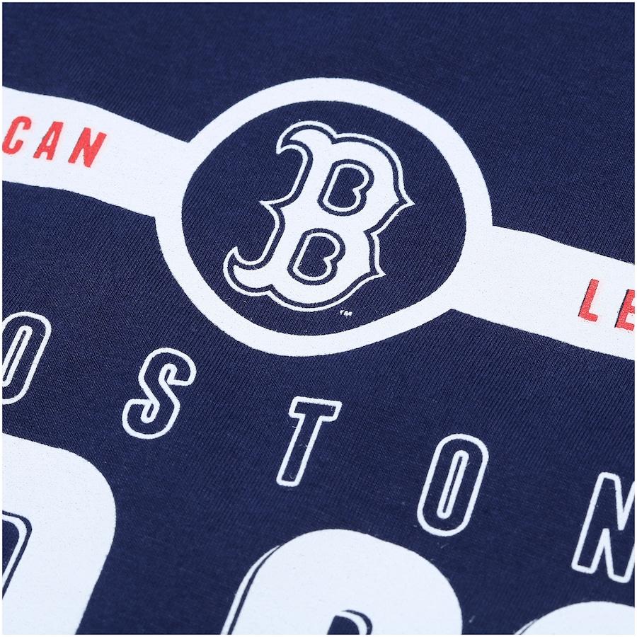 9ed9892e0a Camiseta New Era Boston Red Sox Retrô 8 - Masculina
