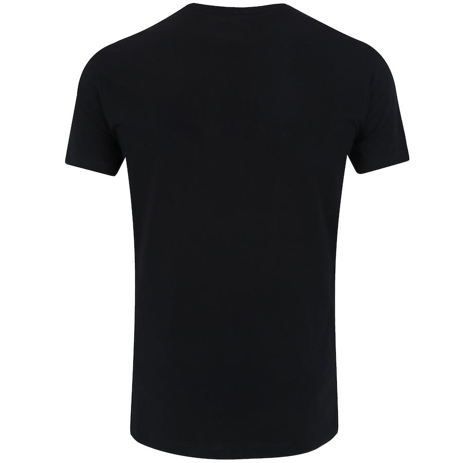 Camiseta New Era Carolina Panthers Team - Masculina 753089783dc