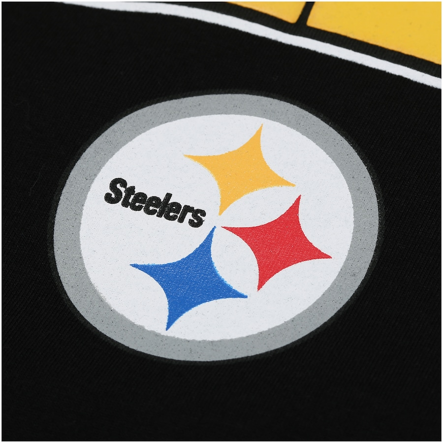 Camiseta New Era Pittsburgh Steelers Team - Masculina 24c30ae1824