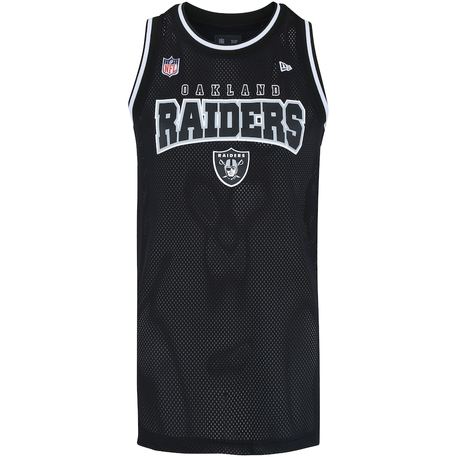 d228394c71 Camiseta Regata New Era Oakland Raiders Vein - Masculina