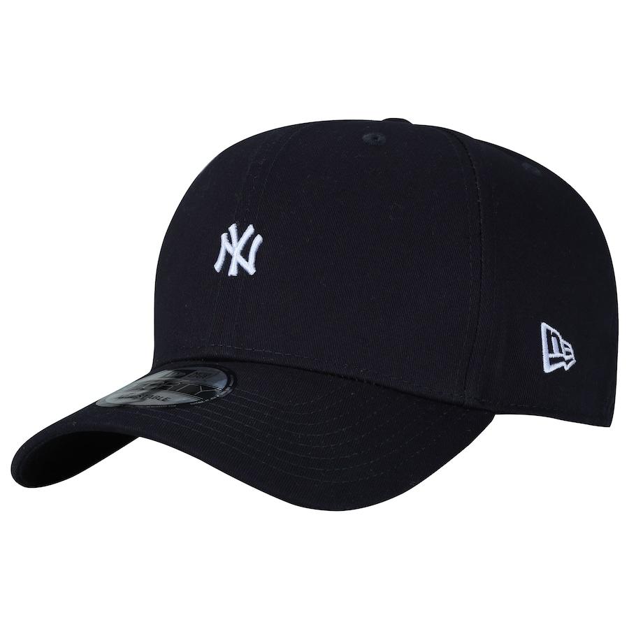 ... Boné Aba Curva New Era 940 New York Yankees Mini Logo - Snapback -  Adulto ... 12a97a7c9b3