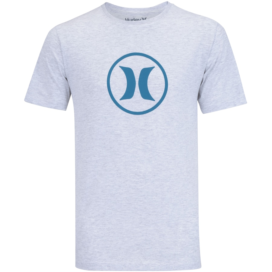 Camiseta Hurley Silk Circle Icon - Masculina 0bbb4c2cd81